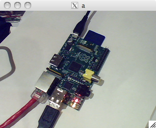Capturing webcam video with OpenCV on Raspberry Pi / Arch