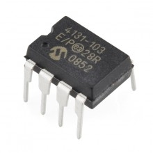 MSP4131 digital potentiometer